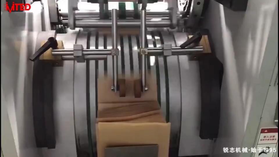 Kraft Voedsel Papieren Zak Maken Machine Prijs