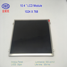 10.4 inch TFT LCD <span class=keywords><strong>מסך</strong></span> 1024x768 תצוגה עבור יישומים תעשייתיים