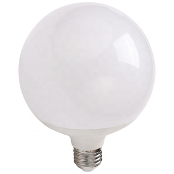 Hangzhou Timple China supplier e27 e26 b22 Globe led lamp bulbs G120 20w with PBT housing