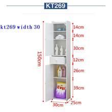 Badkamer Kast Banyo Dolaplari домашняя Санузел туалетный столик Armario Banheiro мобильный багаж мебель ванная комната шкаф полка(Китай)