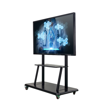 75 Movable Floor Stand Intelligent Smart Digital Electronic White Board