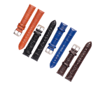 Cheap Factory Price Soft Cowhide leather watch straps