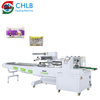 Packing machine for Chicken frozen food dumplings