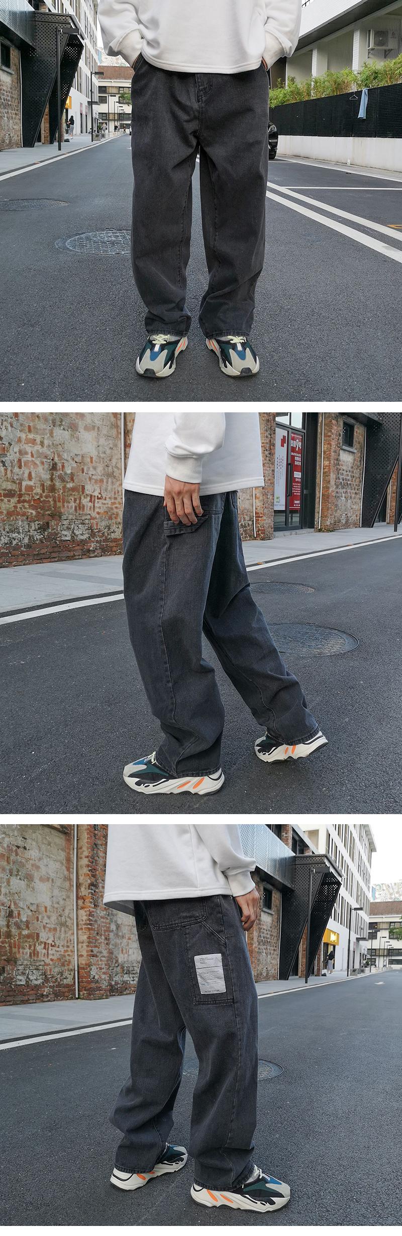 Pantalones Vaqueros Desgastados De Pierna Ancha Para Hombre Venta Al Por Mayor Precio De Venta Directa De Fabrica China Buy De La Pierna De Los Pantalones Vaqueros Hombre Vaqueros De Pierna Ancha Amplia Pierna
