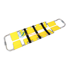 Aluminum Alloy Scoop Stretcher for First Aid Detachable Folding Scoop Stretcher