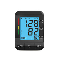 Medical Device Aneroid Sphygmomanometer a BP Machine Arm Blood Pressure Monitor FDA CE Approval