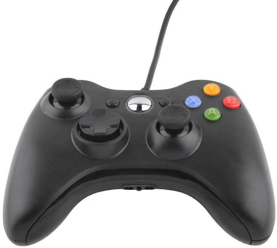 Newest Game Control <strong>360</strong> <strong>Controller</strong> For <strong>Xbox</strong> <strong>360</strong> Nin-tendo Switch Games Analog Joystick PC Wired Gamepad