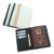 2020 neue sublimation blank PU Leder Reisepass buch Abdeckung Fall; Sublimation, pass-hüllen, sublimation passport abdeckung