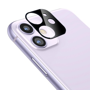 3D Clear Tempered Glass Screen Cover Film For iPhone 11 Pro/11 Pro Max Camera Lens Screen Protector