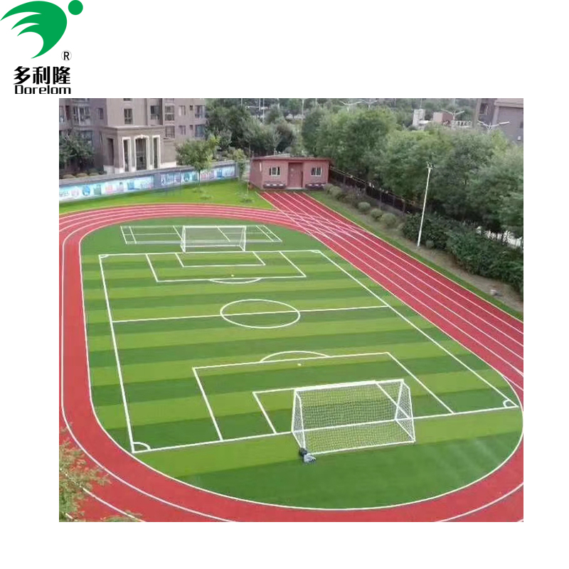 Professional 50mm Anti-UV <strong>Synthetic</strong> Football <strong>Lawn</strong> Soccer Sport Artificial <strong>Turf</strong>