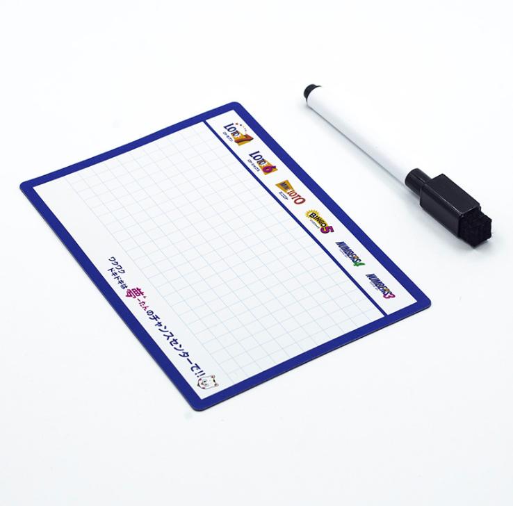 Custom magnetic erasable writing board Monthly planner Calendar magnetic for refrigerator - Yola WhiteBoard | szyola.net