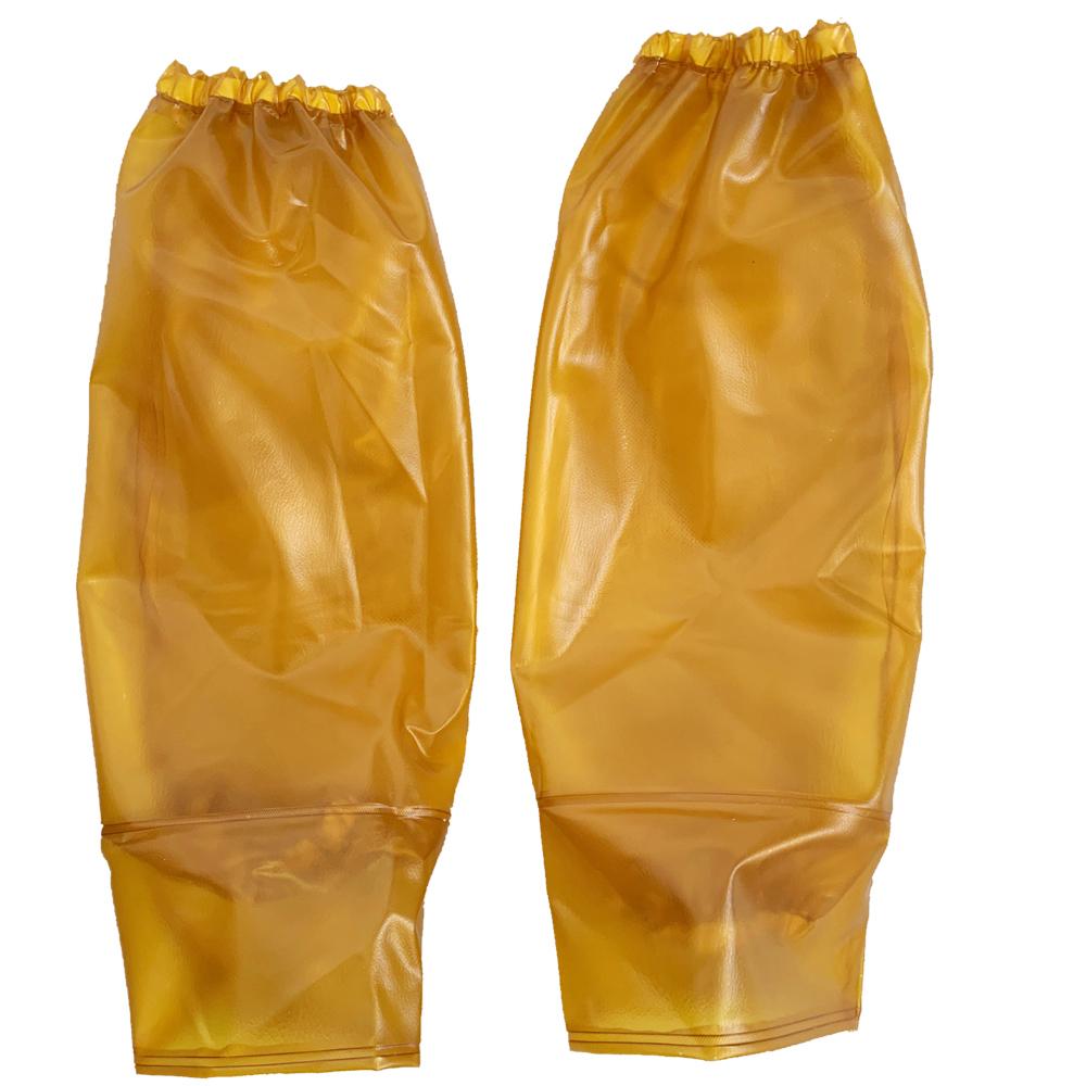 Wholesale high quality waterproof pvc oversleeve/sleeve cover