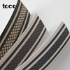 mdf edge banding tape metal table edge banding for living room furniture accessory