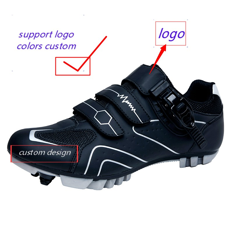 aidesi 2020 Latest design China manufacturer oem professional men cycling shoes mtb custom bike shoes