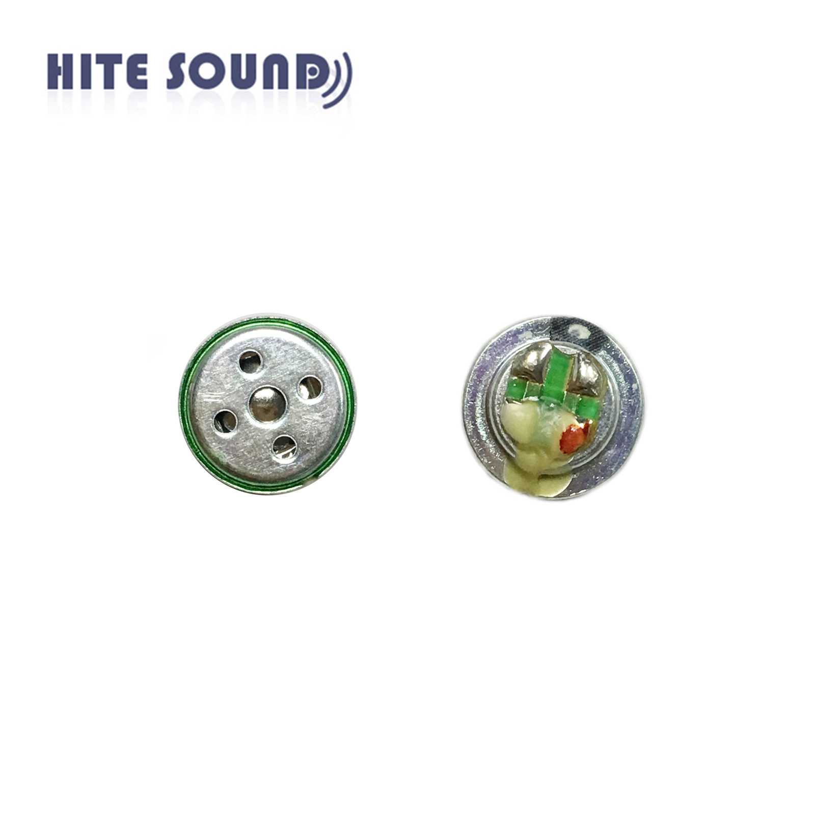 10mm Sound Be Clear Bright Titanium Speaker For Earphones