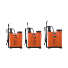Agricultural Plastic Knapsack Sprayers 16 Liter Hand Backpack Sprayer Cheap Price