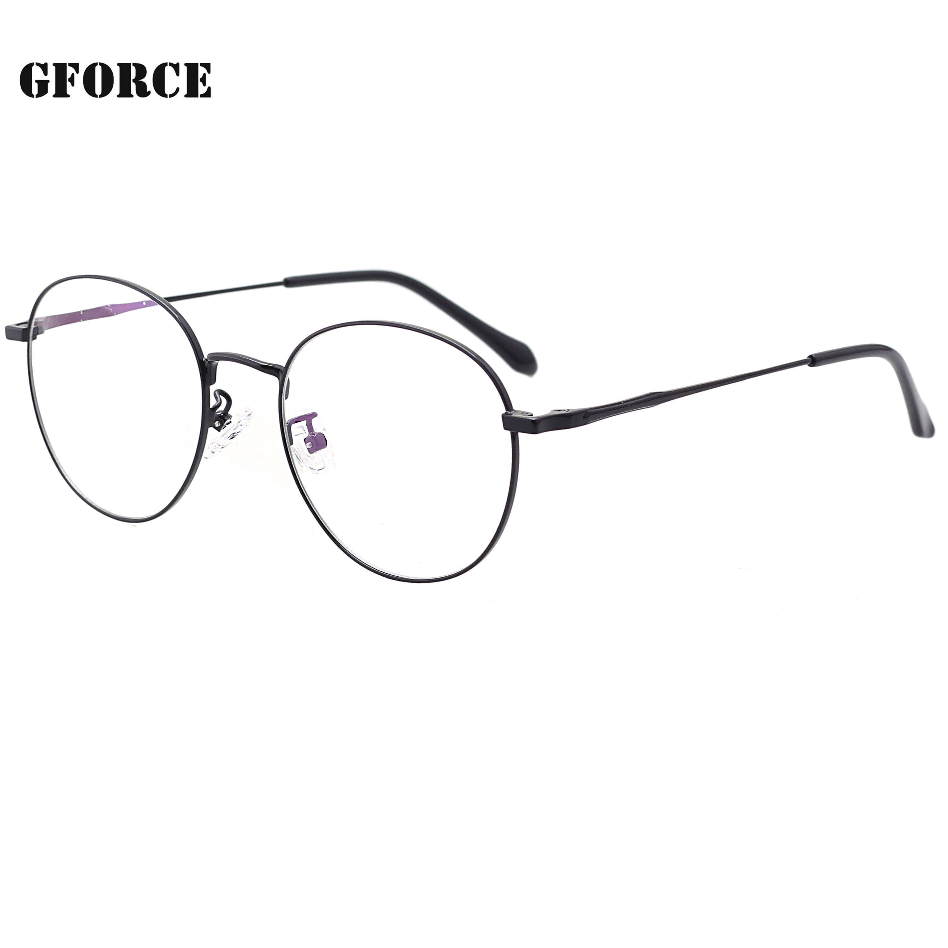 Anti Blue light blocking glasses Round shape eyewear Vintage optical frames new design glasses