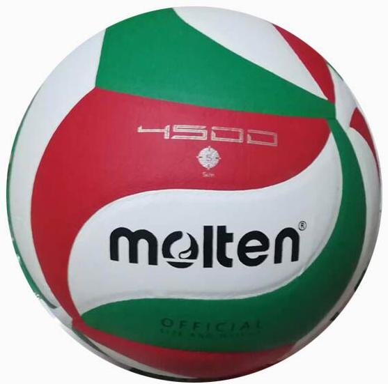 Wholesale Voleibol hot sale high quality PU laminated Molten volleyball ball