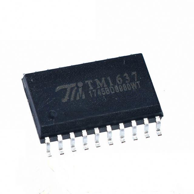 1637 Sop20 Tianwei Led デジタル管ドライバチップ Tm1637