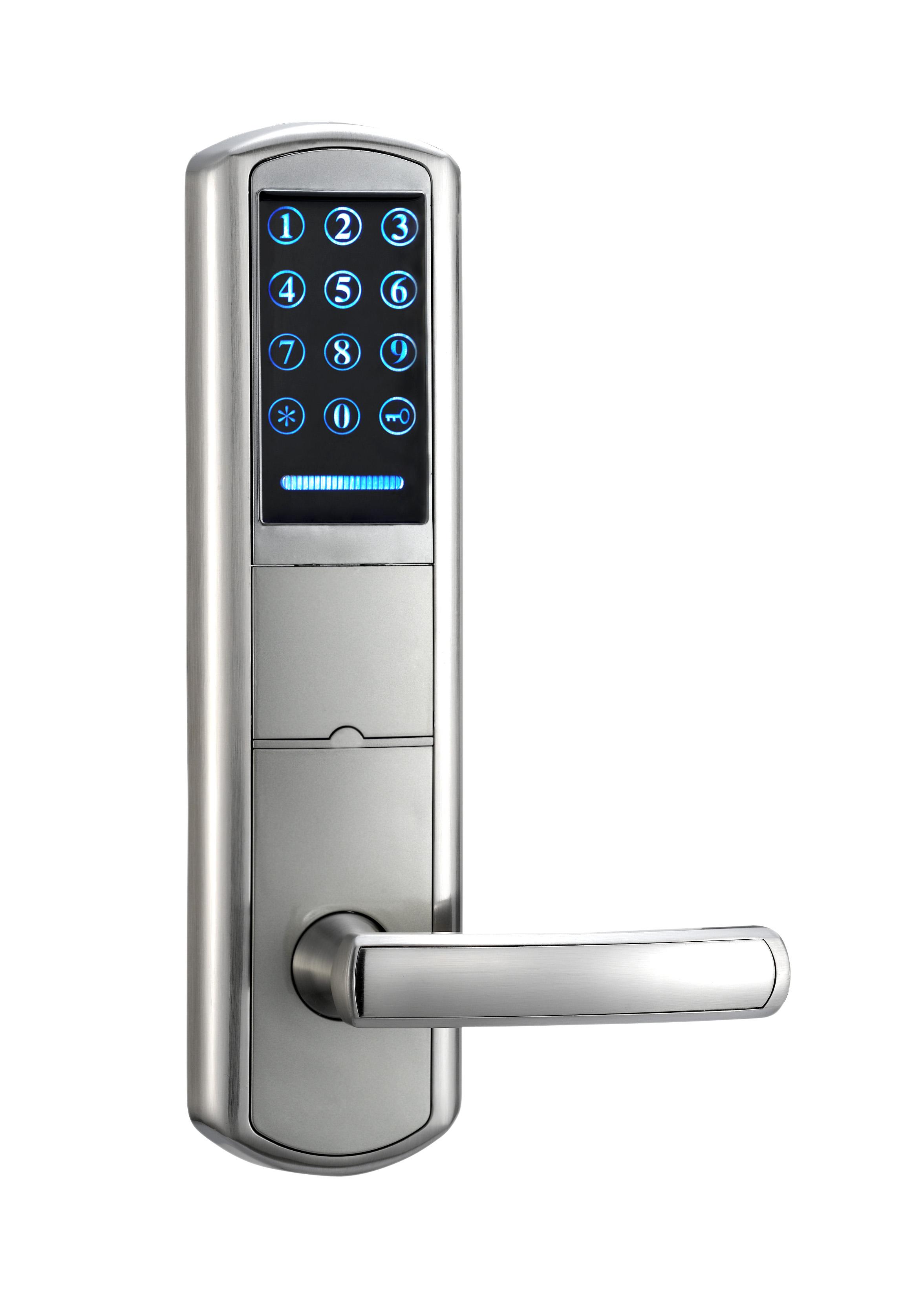 Practical Keyless Entry Combination Door Lock Digital Smart Door Lock