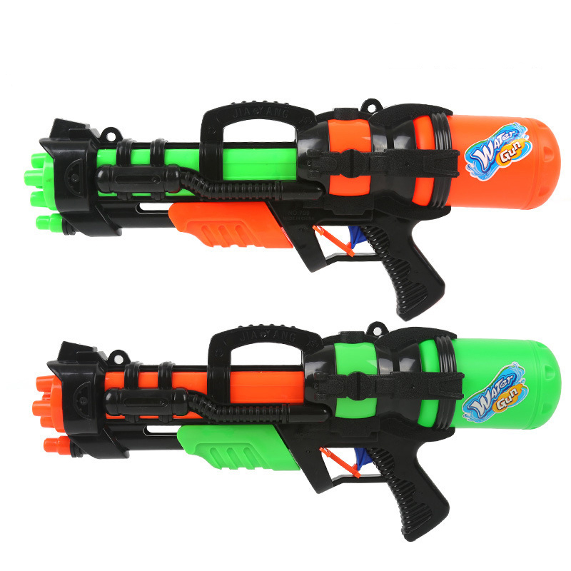 Customizable Colour mixing summer outdoor toys super power shoot plastic big water <strong>gun</strong> for kids