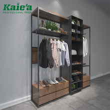 Kleding Stand; <span class=keywords><strong>Jas</strong></span> Rack; Moderne Fashion Design Plant Display Plank