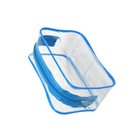 0.15mm-0.8mm Good Quality Transparent PVC Cosmetic Case