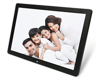 wholesale 17'' digital photo frame with full function auto play electronic photo album