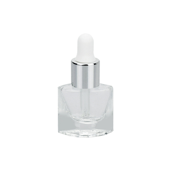 2ml mini test essential oil sample bottle clear glass 2ml essential oil bottle with dropper