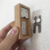 Environmental Protection Wholesale Original Coat Decoration Natural Beech square hook