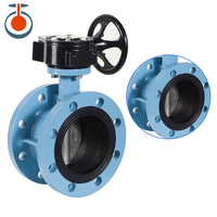 High Performance Butterfly Valve EPDM Sealing Ring With Seat