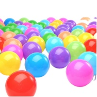 Phthalate Free Balls LDPE Pit Balls for kids play