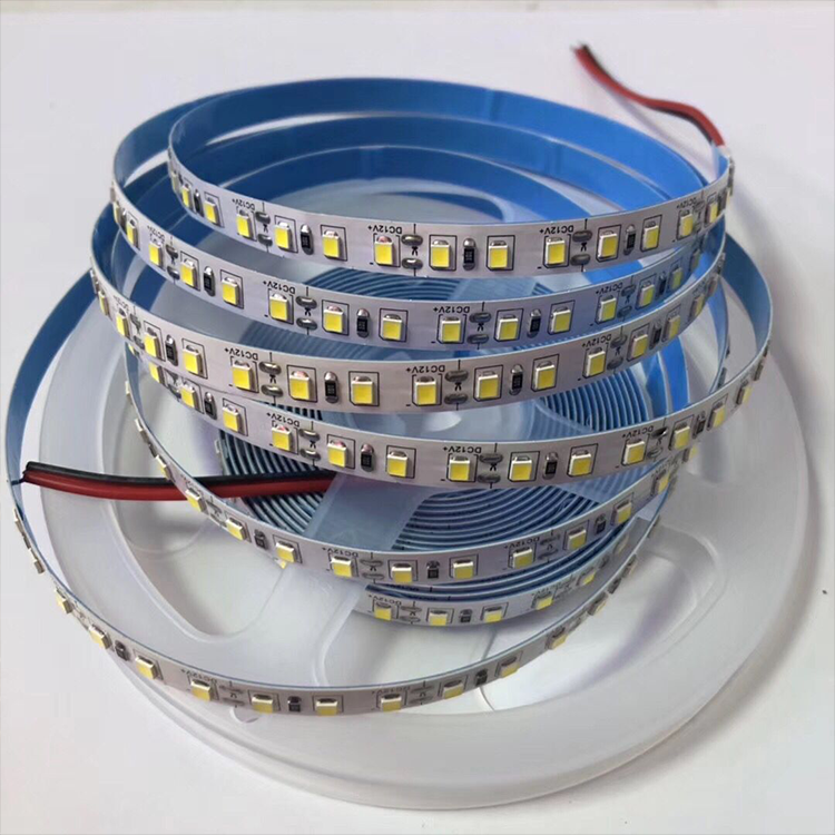 New Arrival Brand New Single Color 12V Waterproof Flexible Smd2835 Led Strip With 120 Pcs Leds