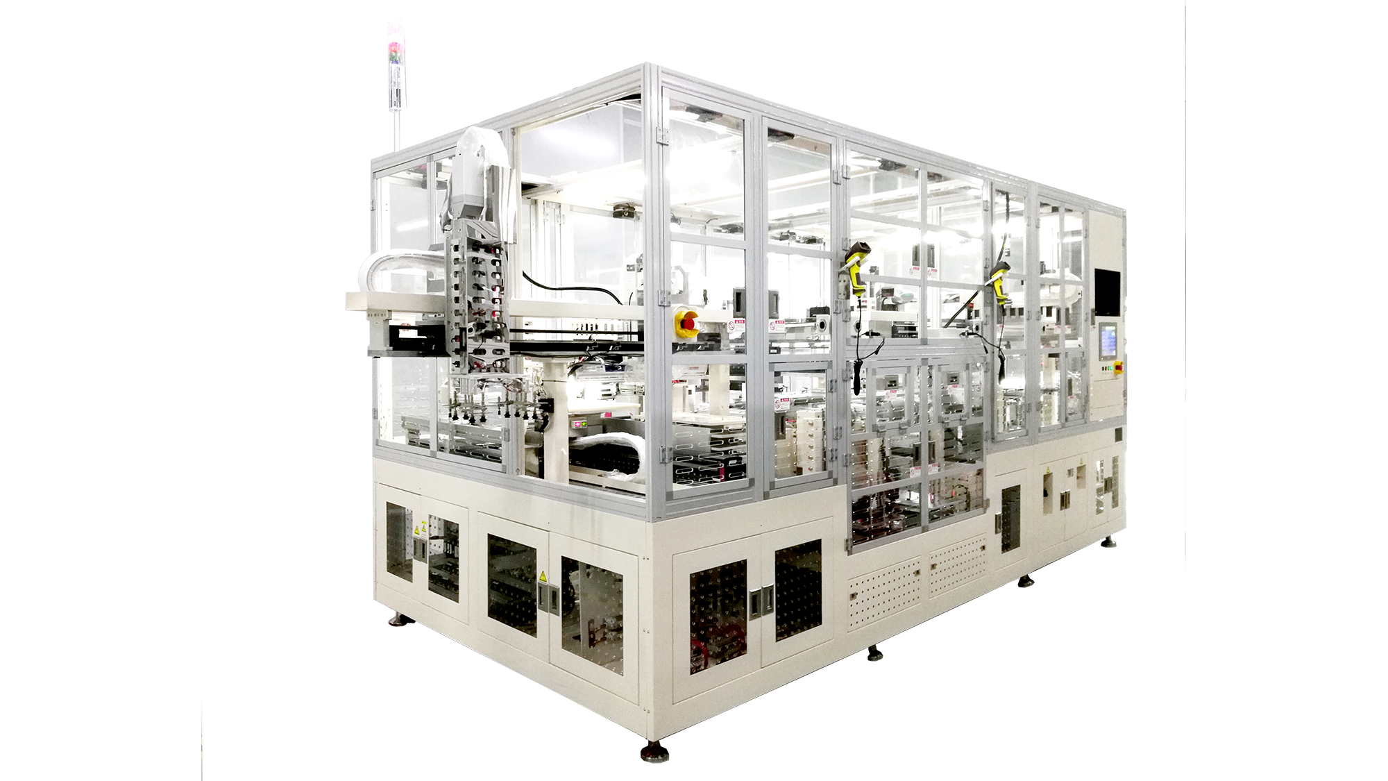 Automatic online high speed screen laminating machine OLED& cooling film screen laminating machine industrial equipment