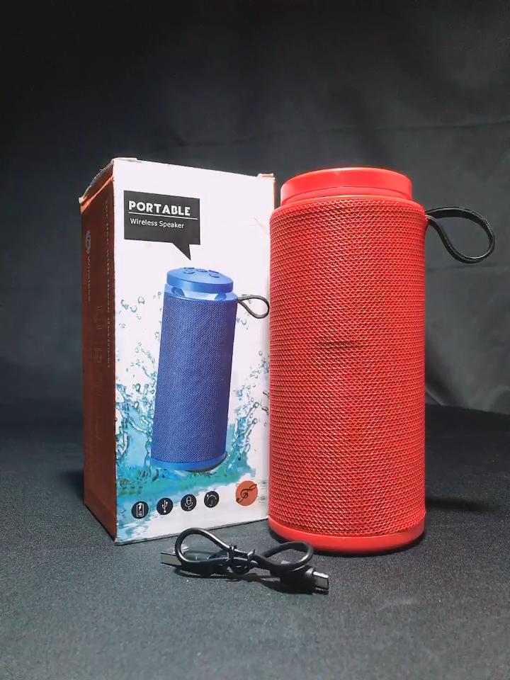 مكبر صوت واقٍ من الماء يعمل بالبلوتوث للهاتف المحمول/الكمبيوتر 2020 حار الأمازون الجملة الصمام عرض المتكلم مصغرة بلوتوث