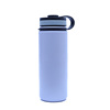 500ml Thermoses Vacuum Insulated double wall stainless steel water bottle flask water thermos milk bottle
