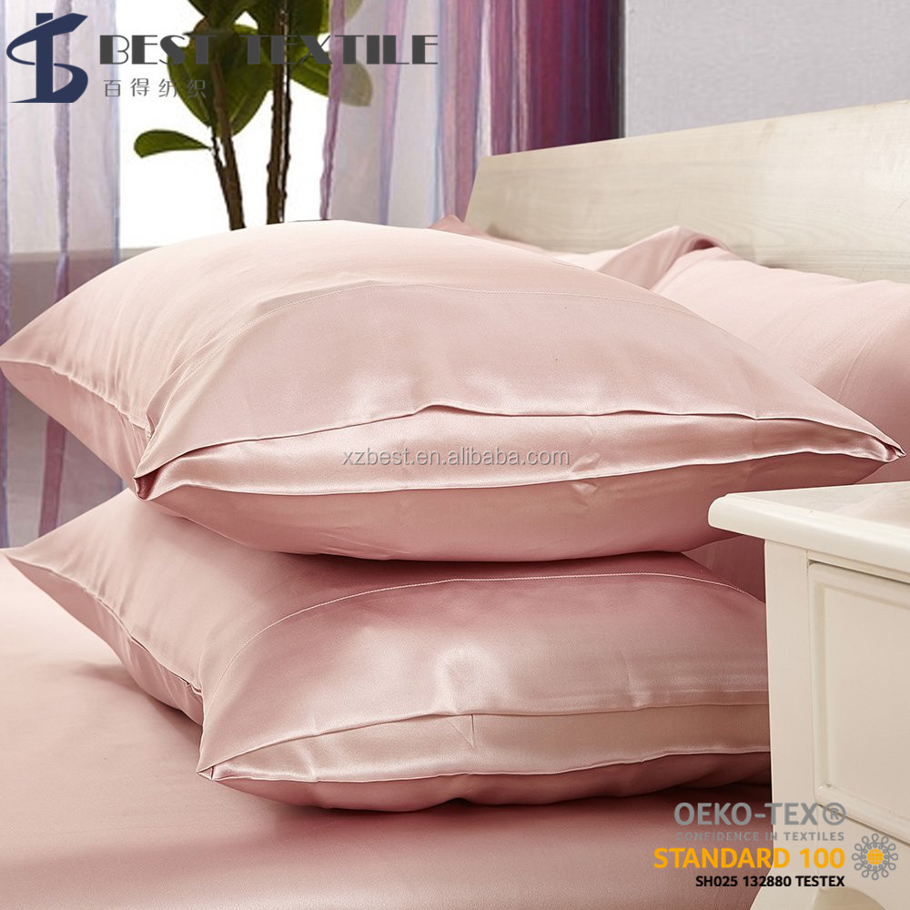 22/25/30 MM China Manufacturer 100% Silk Pillowcase OEKO Tex Standard 100 Certified Silk Pillow Case
