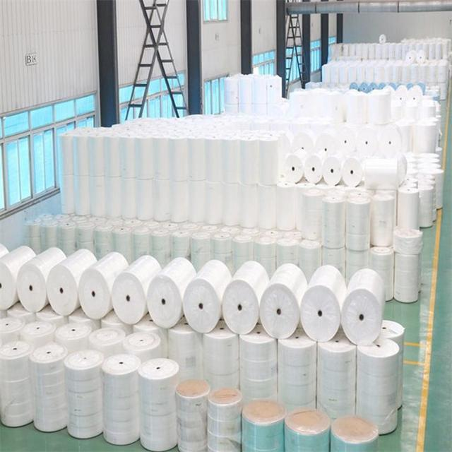 Wholesale Meltblown Filter Polypropylene Meltblown Nonwoven Fabric