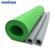 EPDM /SBR Material Heat Resistant Flexible Insulation Rubber Foam Tube