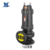 350WQ1200-35-160~600WQ3700-10-160 Submersible Centrifugal High Pressure Sewage Dirty Water Pump