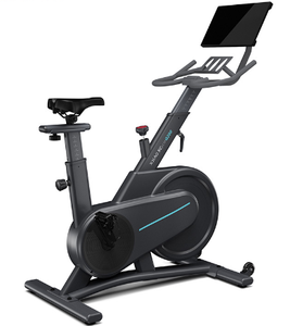 Peloton Commercial Stationary Folding Exercise Bike Spin Bike