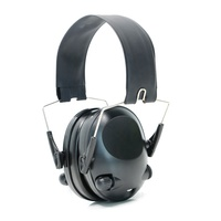 Electronic Hearing Protection Custom Earmuffs for Shooting