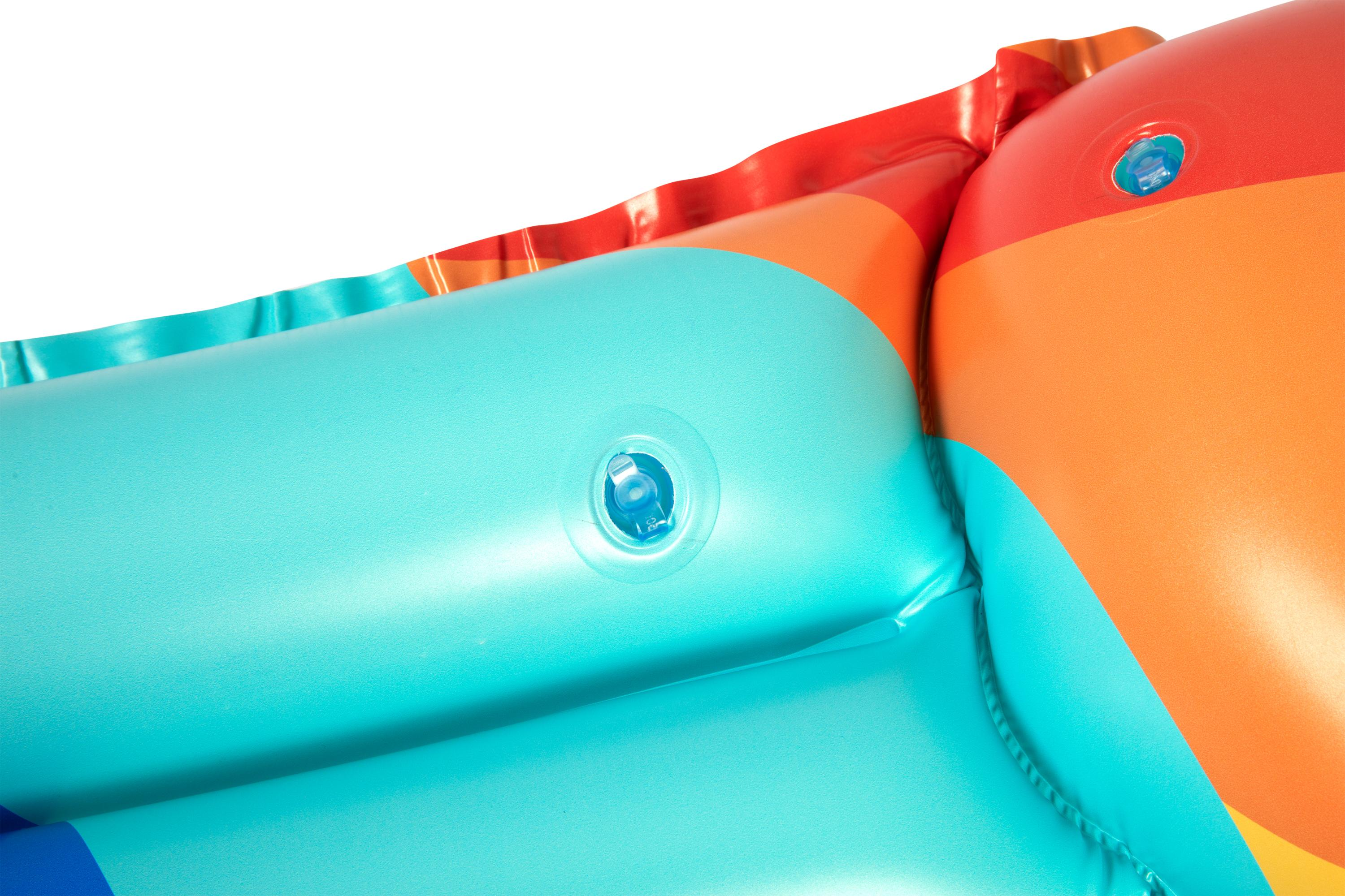 Bestway 44021 Inflatable Fashion floating Air Mat swimming pool floating mattress