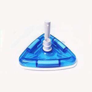 Swimming pool vacuum head pool cleaning accessories Triangle vacuum head