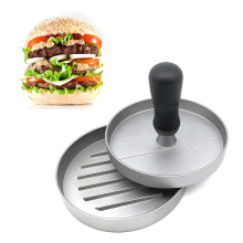 Amazon Logam Kustom Logo Burger Press BBQ Hamburger <span class=keywords><strong>Tekan</strong></span> <span class=keywords><strong>Daging</strong></span> <span class=keywords><strong>Tekan</strong></span>
