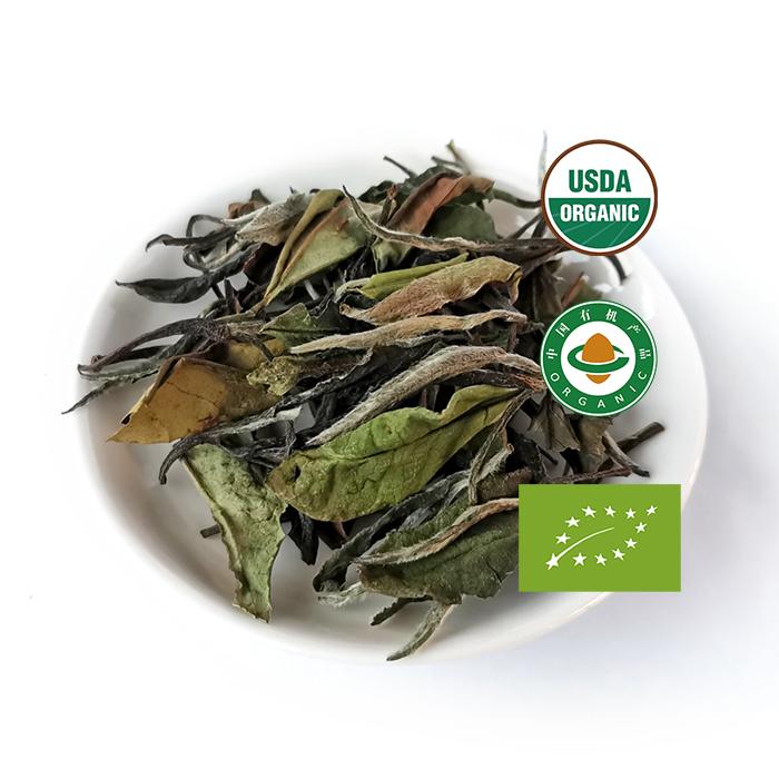 Organic White Tea BaiMuDan China Specialty Tea - 4uTea   4uTea.com