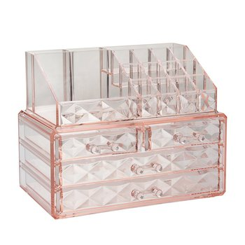 Different Kind Of Organizer Storage Box Make Up Brushes Cosmetic Holder Acrylic Makeup Organizer