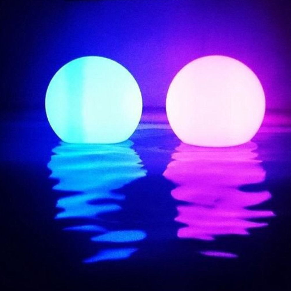 Remote Control Solar Powered Led Glow Outdoor Round Ball Pool Lights Floating Buy Pool Lights Floating Swimming Pool Led Lights Astral Led Pool Lights Product On Alibaba Com