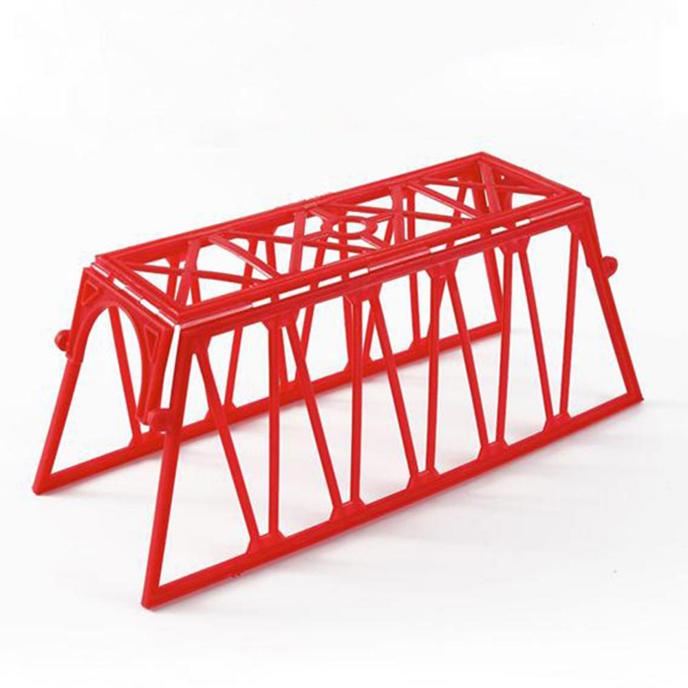 1:87 HO Scale Railway Scene Decoration Bridge Network Model for Miniature Architectural Scale Model