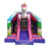Pink Purple Princess Inflatable Girls Playhouse Castles Unicorn Bounce House Trampoline Commercial Bouncy Jumping Castle Bouncer